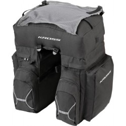 ALFORJAS TRIPLE PANNIER BAG