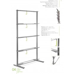 shelf display 4 bicis