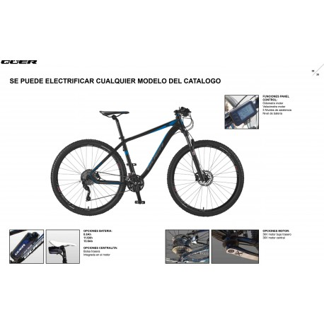 KIT ELECTRICO EBIKE MULTIPOWER
